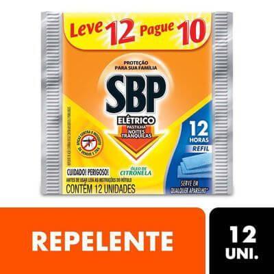 Pastilha SBP refil c/12un