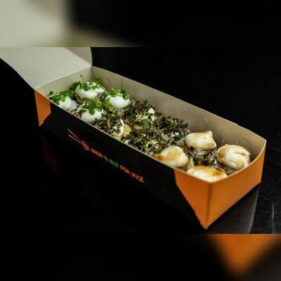Mini Box Hot (12 peças)