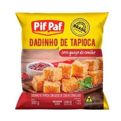Dadinho de Tapioca Pif Paf 300g