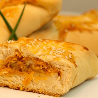 Pão de Frango com catupiry ( unidade)