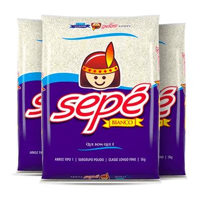 Arroz Sepé Tipo 1 - 5kg