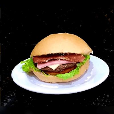 6- Hambúrguer