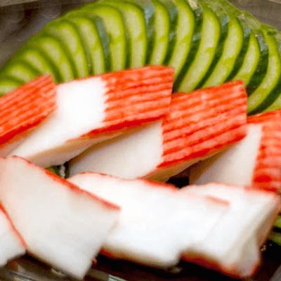 Sashimi de Kani