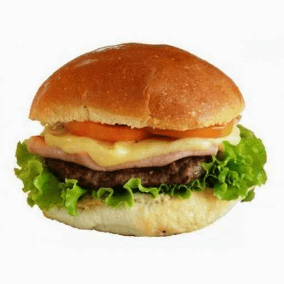 Hambúrguer: X Salada
