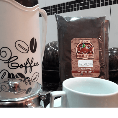 Café Moído na Hora - 500g