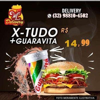 1 X-TUDO 1 Guaravita