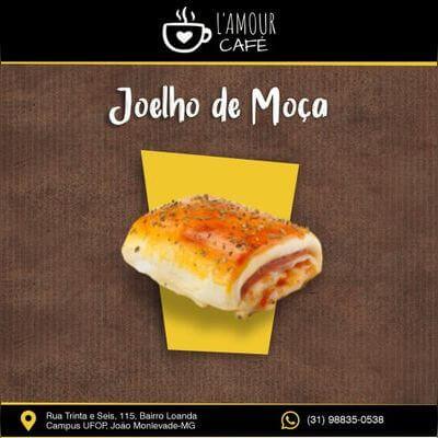 Joelho de Moça