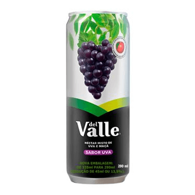 Suco Dell Valle  Sabor Uva 290 ML