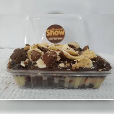 Marmitinha Brownie Recheada com Cobertura P 3