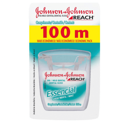 Fio dental Jhonsons 100m