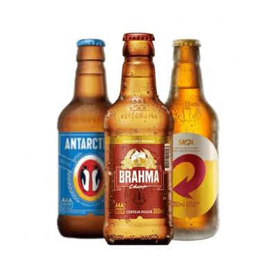 Cervejas 300ml