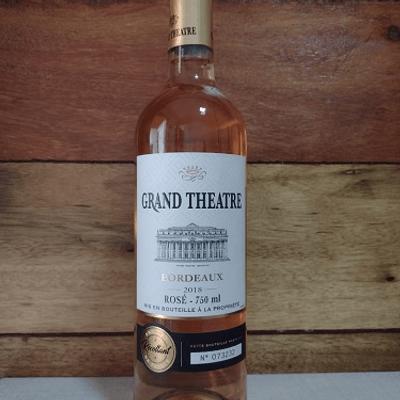 Vinho Francês Rose Grand Theatre - 750ml