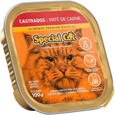 Pate Special Cat