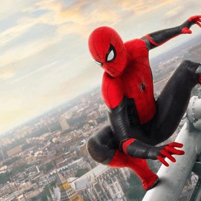 1- Homem Aranha