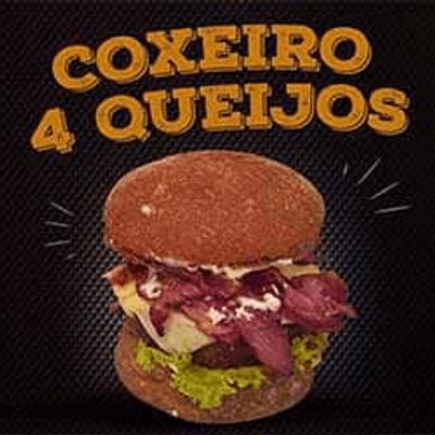 Coxeiro 4 Queijos