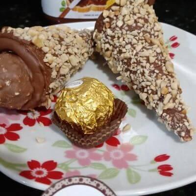 Nutella com Ferrero Rocher