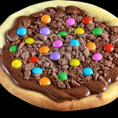 Chocolate com confete