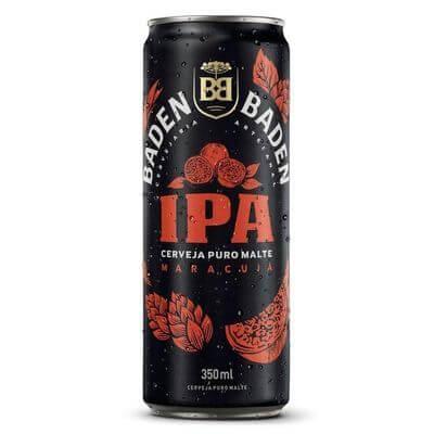 Cerveja Baden Baden IPA 350ml