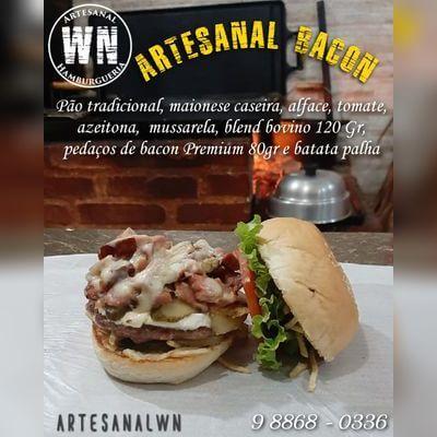Artesanal Bacon