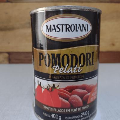 Tomate Pelado Arg em Pure Mastroiani - 400g