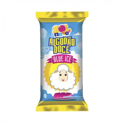 Picolé de Algodão Doce