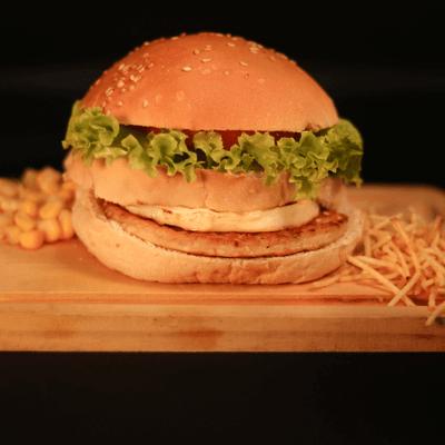 Hambúrguer Delícia