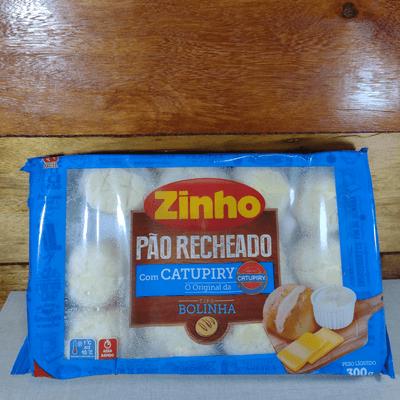 PÃO BOLINHA CATUPIRY ZINHO 300GR