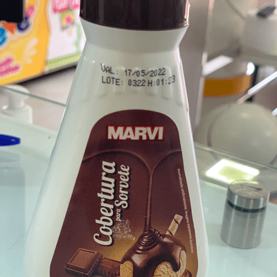 cobertura de chocolate 300gr