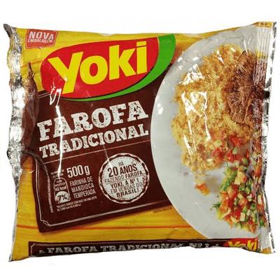 Farofa Pronta Yoki - 500g