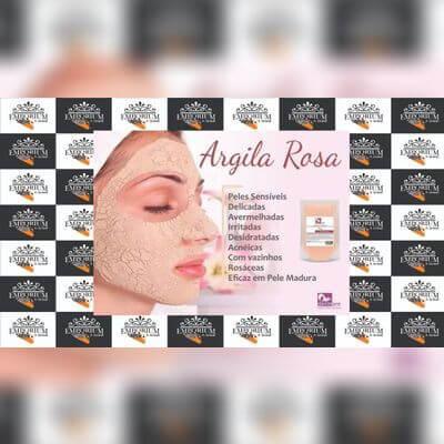 Argila Rosa 100g