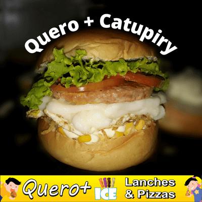 Quero + Catupiry