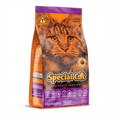 Special Cat Castrados 1kg granel