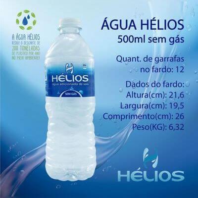 Fardo de Água Natural Hélios