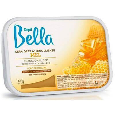 Depil Bella Cera Depilatória Quente - 250g