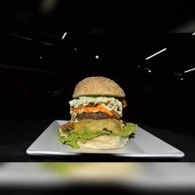 Jocas Burger Duplo