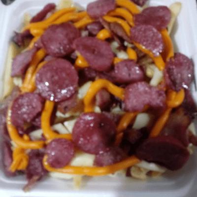 Porção de Fritas Completa - 500g