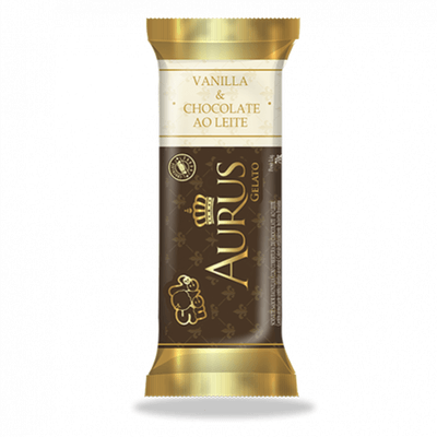 Picolé Aurus - Vanilla