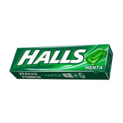 Halls Menta 28g
