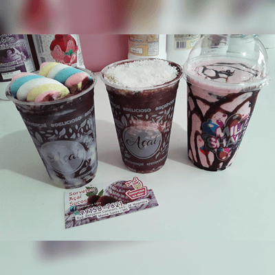 Milkshake - 500ml