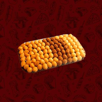 Salgado Fritos | 100 Unidades