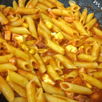 Penne Red