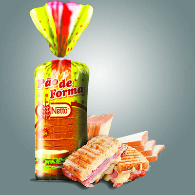 Pão de Forma Netto 450g