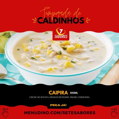 CALDINHO CAIPIRA 500ML