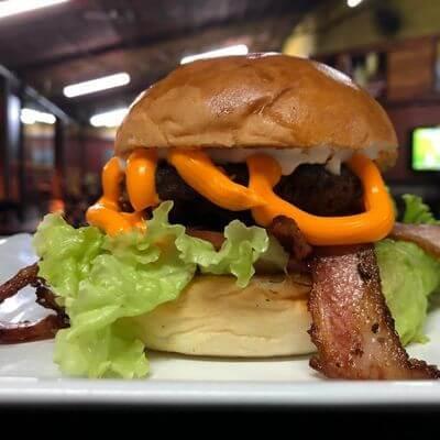 Smash Burger + Fritas