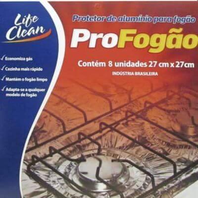 Forra Fogão Life Clean - 27x27cm - C/8