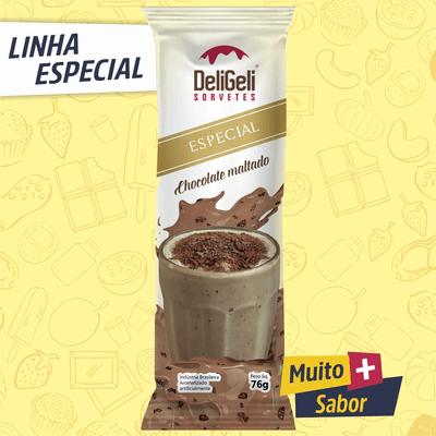 Chocolate Maltado