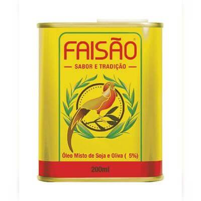 Óleo Composto Faisão Lata 200ml