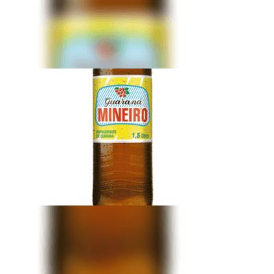 Guaraná Mineiro 1,5L
