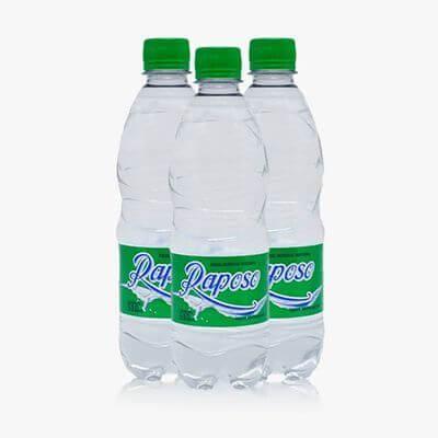Água Mineral Raposo Sem Gás - 510ml