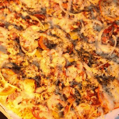 Pizza Delícia Moda da Casa